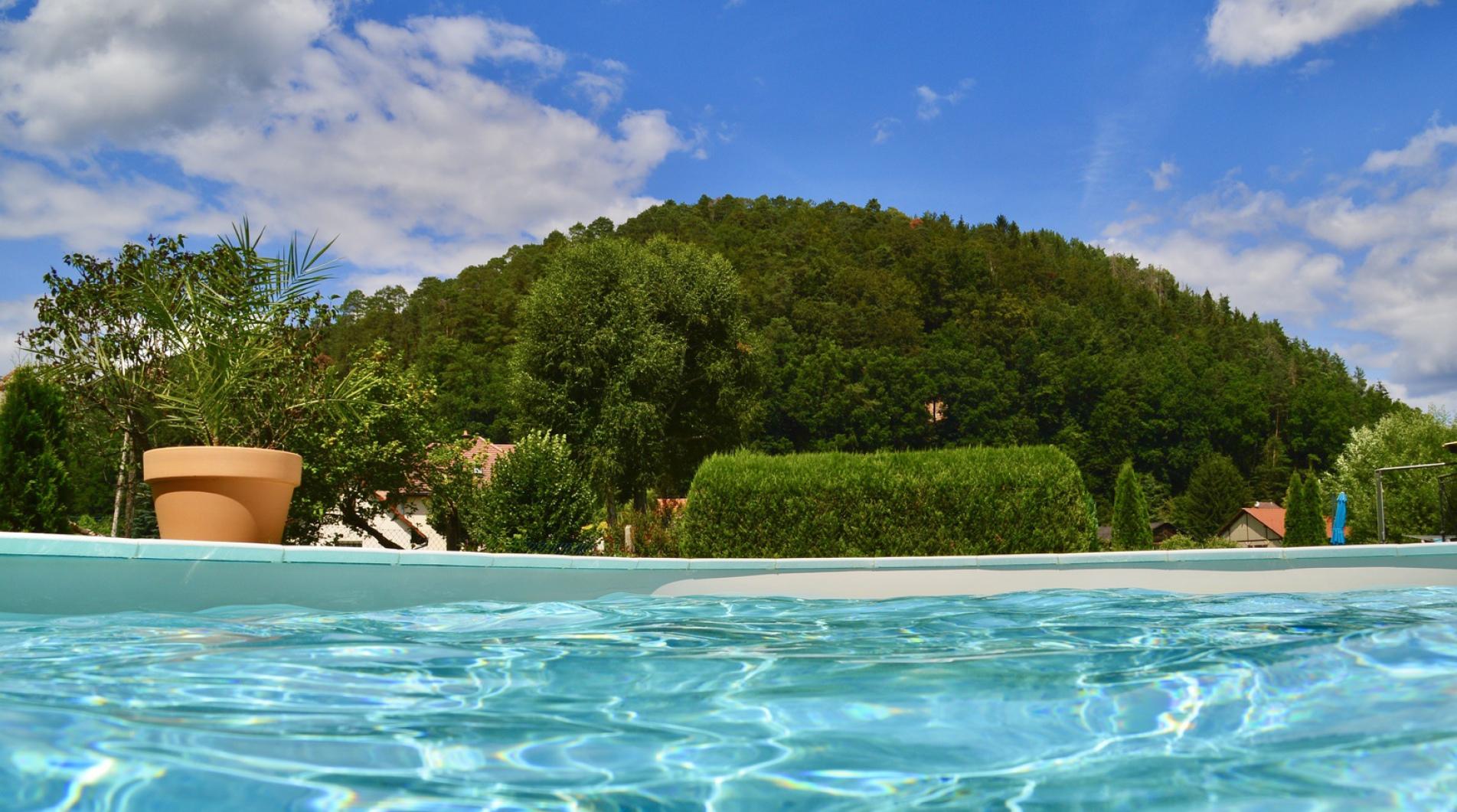 Ferienhaus mit pool Nord vogesen in der nähe von Bitche, Niederbronn und Dahn - Nord Elsass