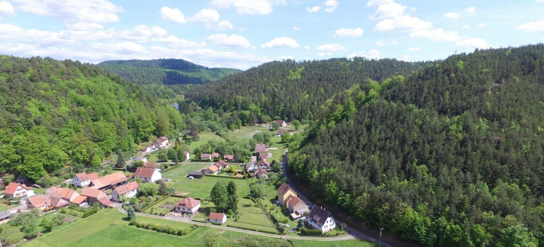 Sturzelbronn au coeur des Vosges du Nord