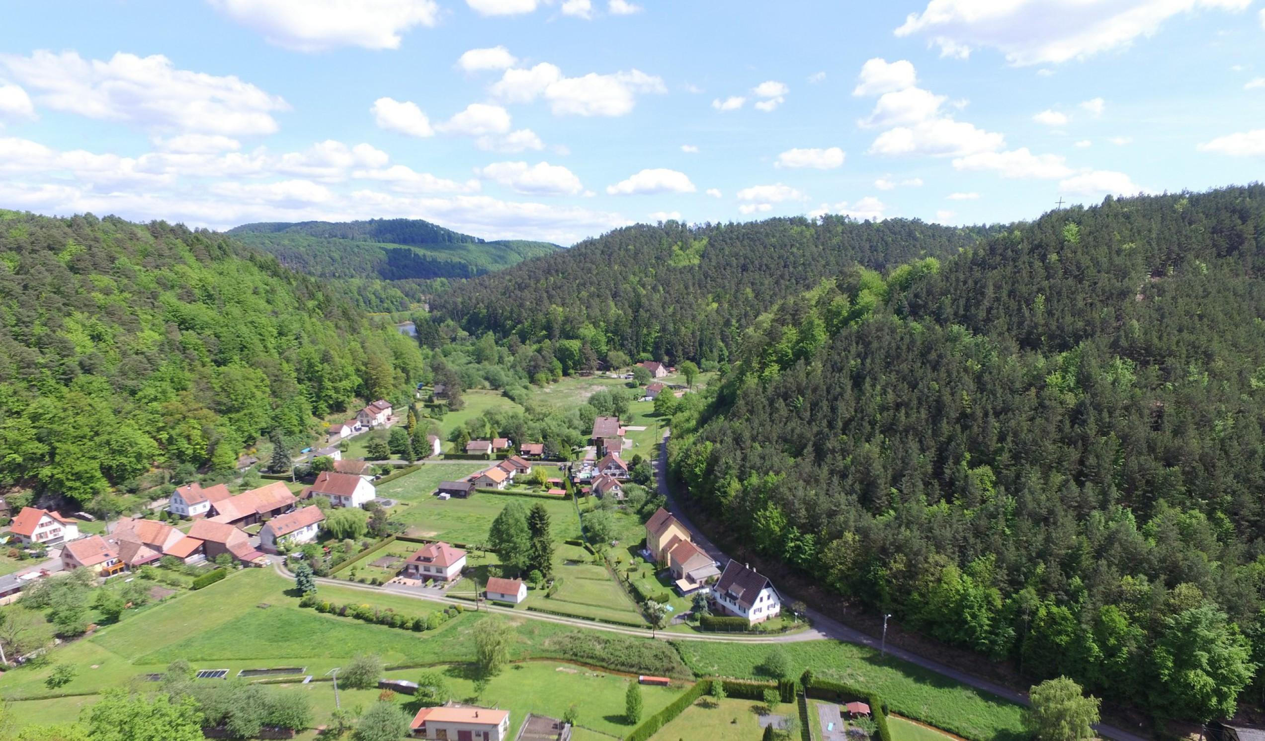 Sturzelbronn Moselle Vpsges et Alsace du Nord