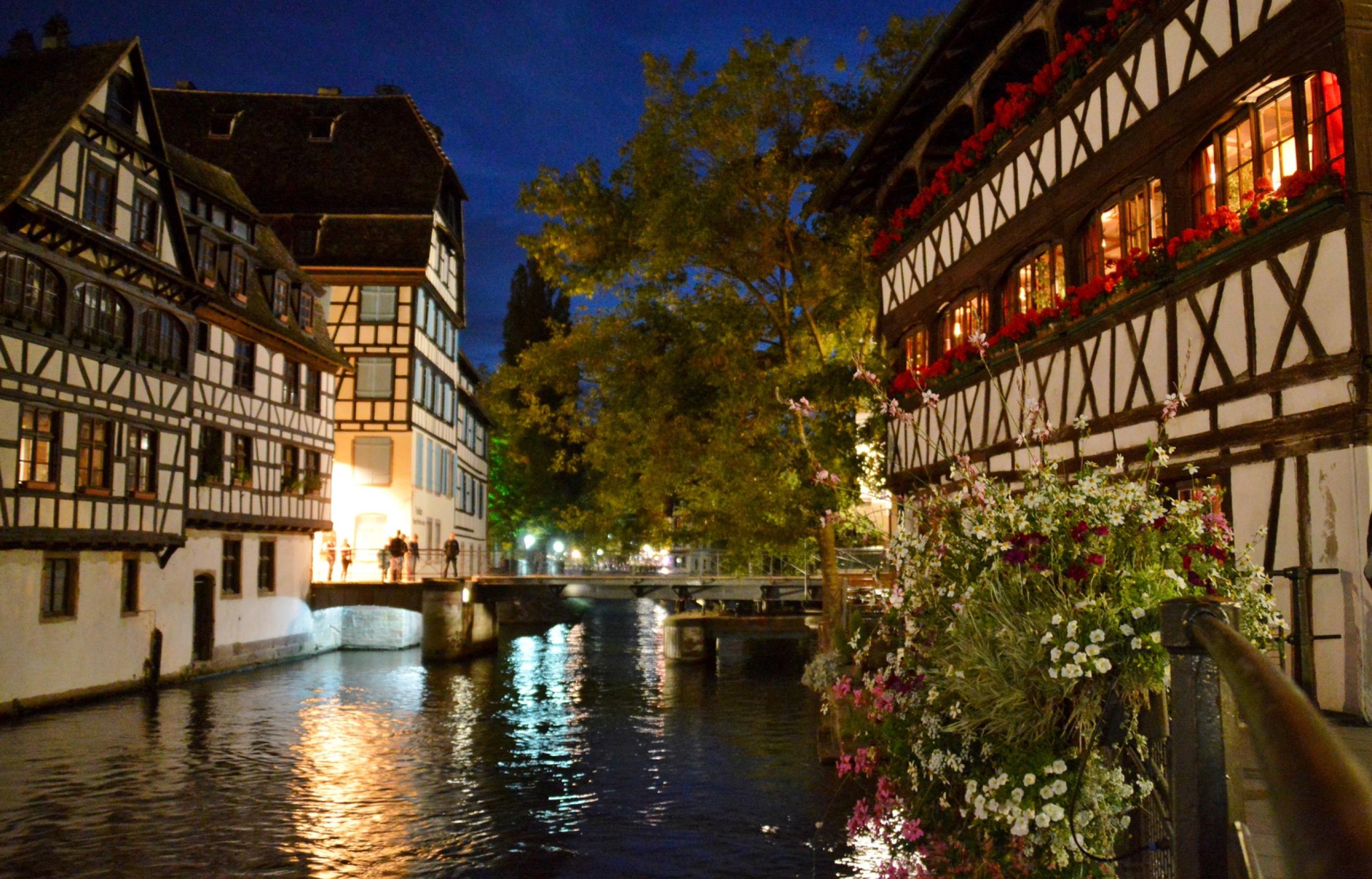 Strasbourg à découvrir au départ du Gîte de l'écureuil
