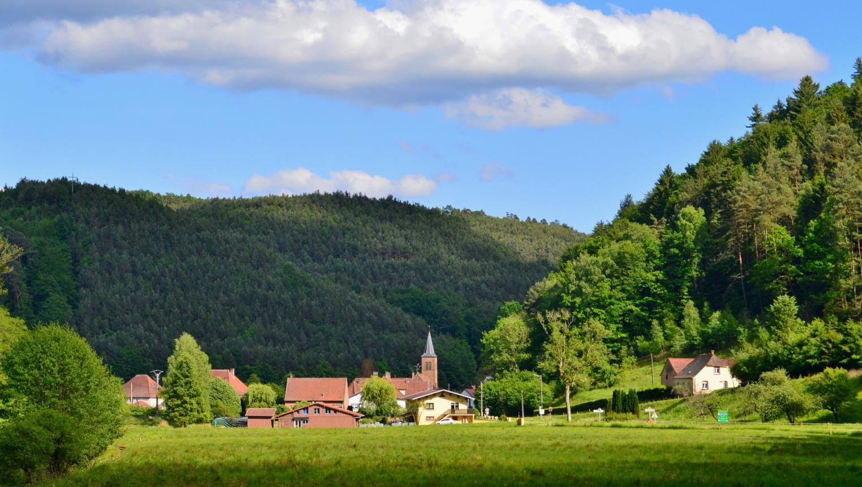 Sturzelbronn au coeur ders Vosges du Nord